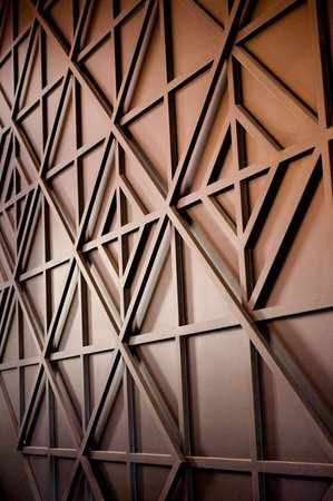 Spicers Balfour Hotel: wall details