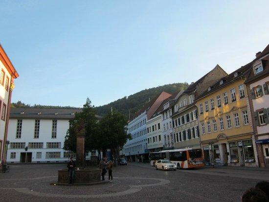 Alte Universität: Old Heidelberg University