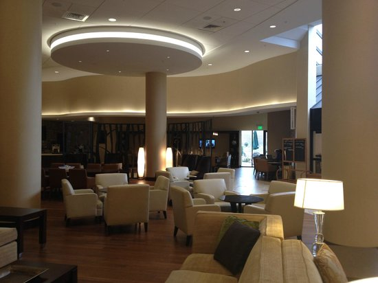 Provo Marriott Hotel & Conference Center: Lobby