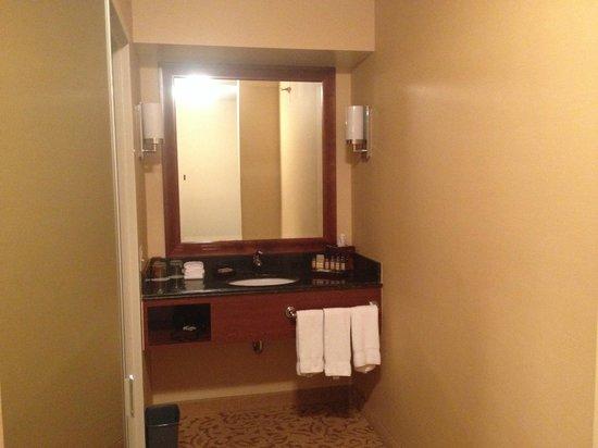 Provo Marriott Hotel & Conference Center : Antebaño