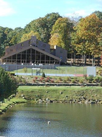 Blue Ridge Village: Main Lodge