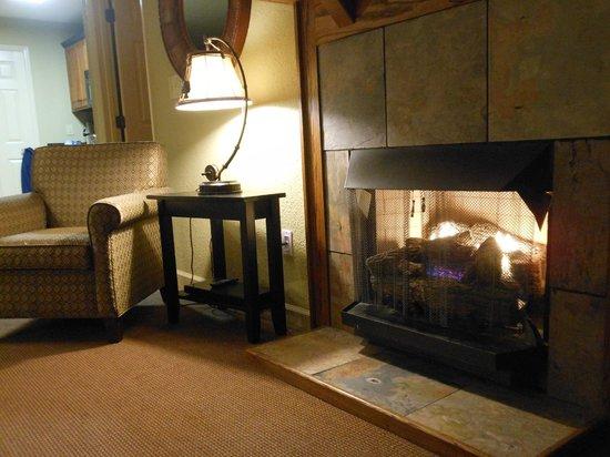 Blue Ridge Village: Living Room