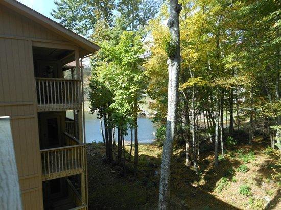 Blue Ridge Village: View