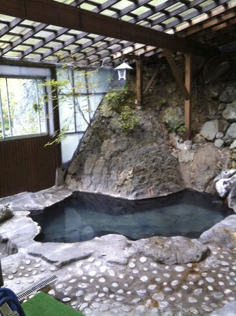 Takinoyu: Indoor bath on women's side