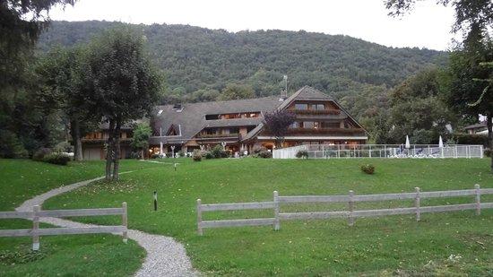 Auberge de Letraz