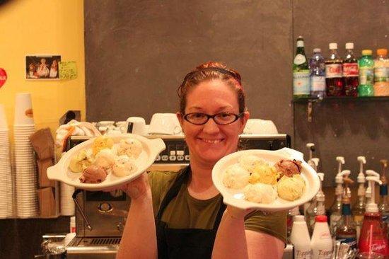 Charlottesville Food Tour: Splendora's Gelato