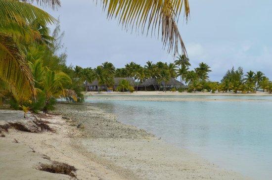 Aitutaki Lagoon Resort & Spa: AITUTAKI LAGOON RESORT @ SPA FROM MAINLAND