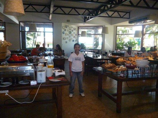 Hotel Saint George: comedor