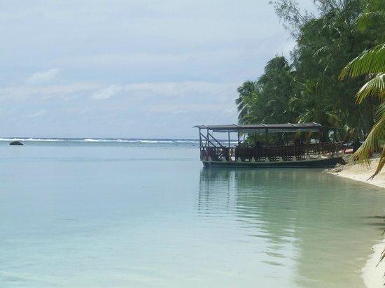 Aitutaki Lagoon Resort & Spa: AITUTAKI LAGOON RESORT @ SPA FERRY