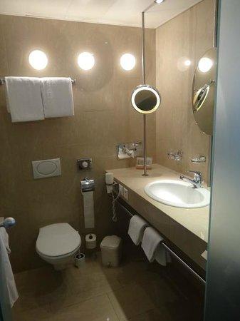 Cornavin Hotel Geneva : Detalhes do Banheiro