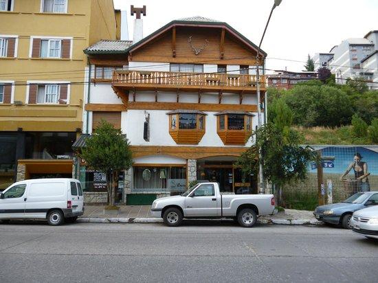 La Surena Hosteria: fachada del hotel