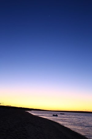 Shark Bay: Night time