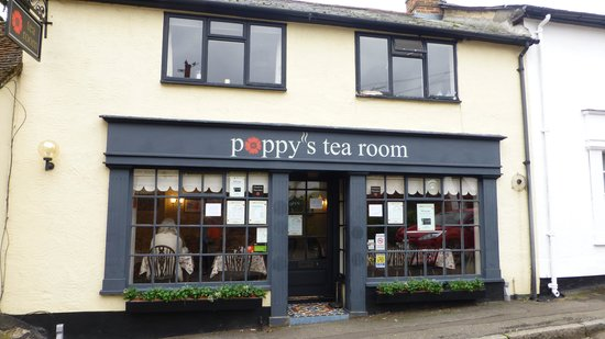 Poppy S Tea Room Thaxted