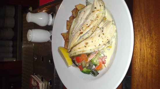 Harbour View Hotel: Delicious