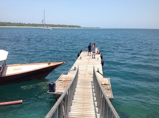 The Oberoi, Lombok: The Pier