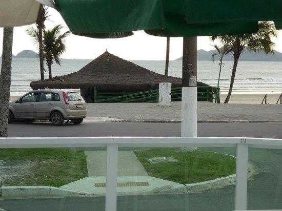 Hotel Palmar : Vista do Deck