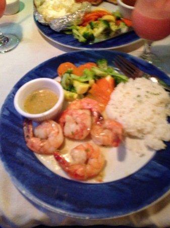 Driftwood: Shrimp deal
