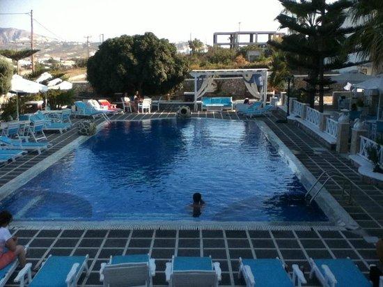Hotel Golden Star : Pool Area
