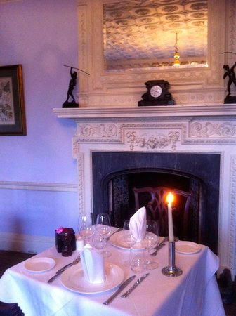 Chilston Park Hotel: A set table