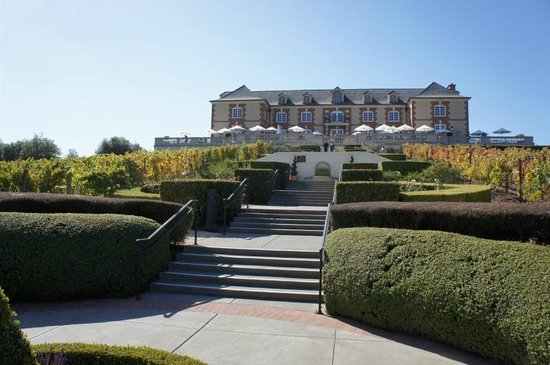 Healdsburg Area Winery Tours: Domaine Carneros
