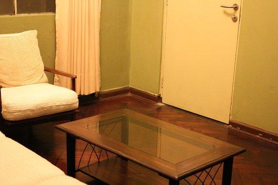 Suites Larco 656 : Sala