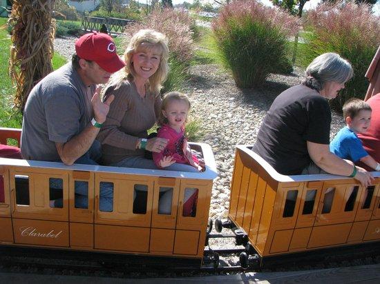 EnterTRAINment Junction: Thomas the Train Ride