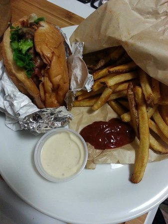 Mark's Gourmet Burgers
