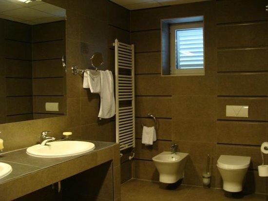 Grand Hotel Park: bathroom in villa