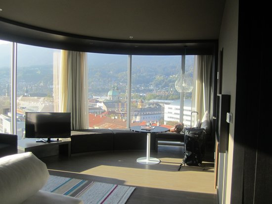 Adlers Hotel: seriously this view is ridiculous....add snow and I would't move!