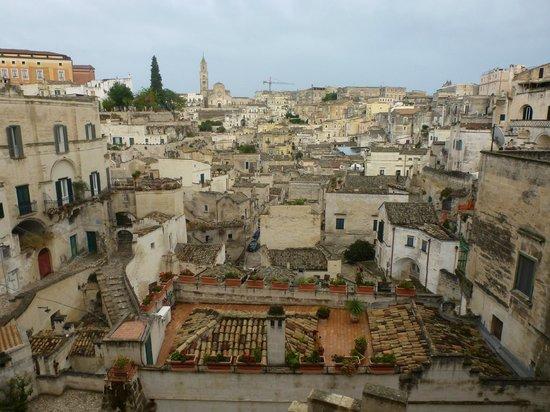 B&B Sassolino: Vista della courtyard
