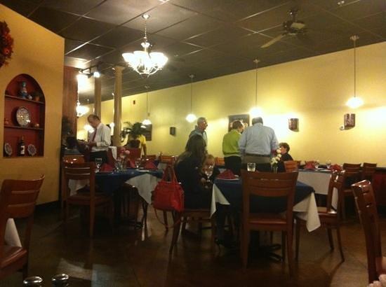 Mediterranean Restaurant Blue Ash Ohio