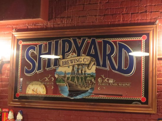 Shipyard Brewing Company: Shipyard Brewery