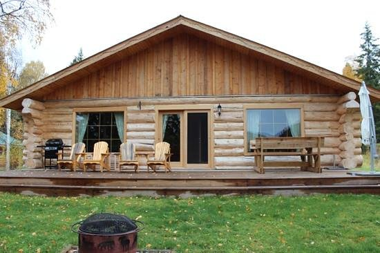 Kayanara Guest Ranch & Resort: Cabine Bear @ Kayanara Guest Ranch