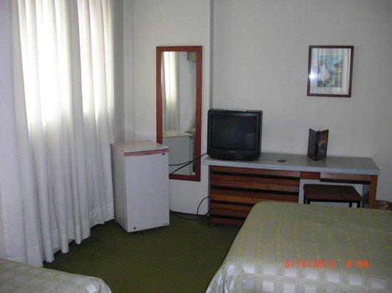 San Agustin Riviera Hotel: Habitación