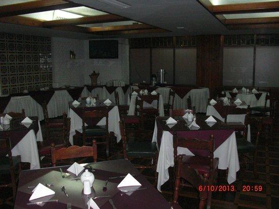 San Agustin Riviera Hotel: Comedor