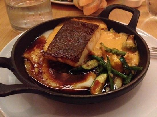 Chez Boulay-bistro boréal : black cod