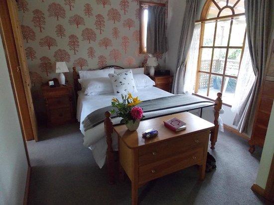 Amble at Hahndorf: Comfortable bedding