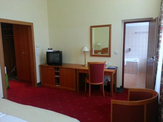 Grandhotel Brno: Camera 224