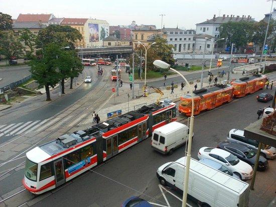 Grandhotel Brno: Panorama camera 224