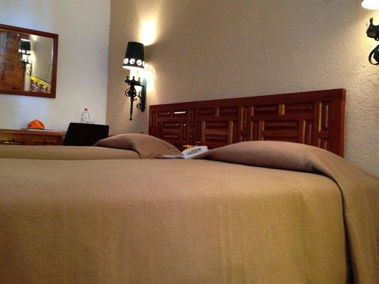 Rancho Hotel El Atascadero: Suite