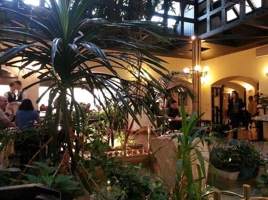 Grandhotel Brno: Sala colazione