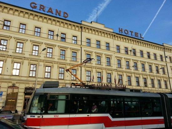 Grandhotel Brno: Esterno