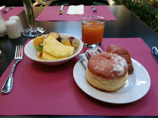Grandhotel Brno: Colazione