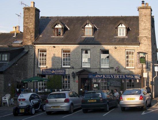 Kilverts Inn: Kilverts Hotel, August 2012