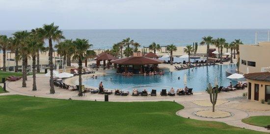 Pueblo Bonito Sunset Beach Golf & Spa Resort: Pool at The Pacifica