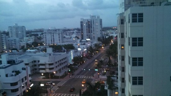 The Ritz-Carlton, South Beach: View from our room on 10th floor
