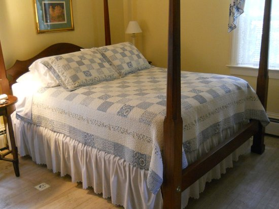 Big Mill Bed and Breakfast: Restful Slumbers