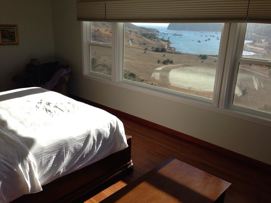 Banning House Lodge : Our room and view