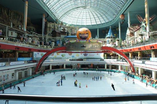Lotte Hotel World: Lotte World Theme Park