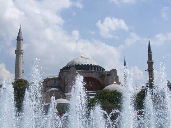 Dersaadet Hotel Istanbul: 10 min walk